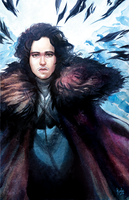JohnSnow by Kafai