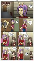 PrimroseMoon's OCContest: Pg 1 by Whimsy-Floof