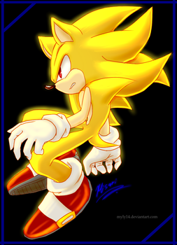 -:-:-super-:-sonic-:-:- by Myly14