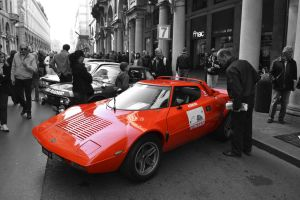 Picture of a Stratos in Torino by no-russian