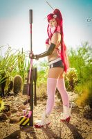 Yoko Littner Cosplay : Onward to Life by Khainsaw