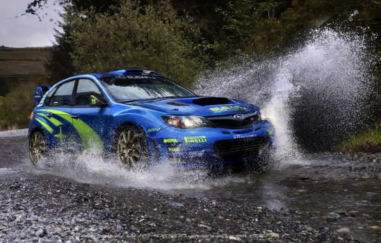 Subaru Impreza WRX STI by RS--Design