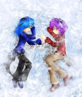 In The Snow by Shura11