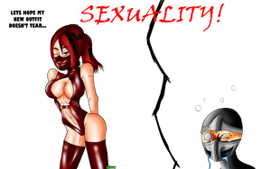 LAAAST Sexuality... by krissar