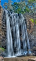 Trentham Falls HDR by DanielleMiner