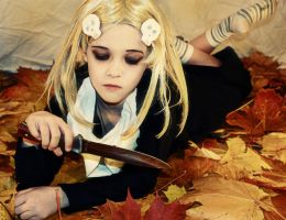 Lenore the cute little dead girl by fagAndKittenCo