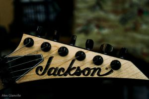 Jackson Guitars by comicidiot