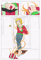 The Christmas Wish p2 by animeandrew1