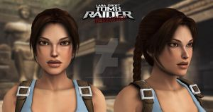 Tomb Raider: Reimagined Model Preveiw by ExpeditionEndurance