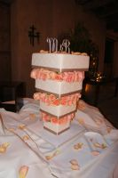 Wedding cake 156 by ninny85310