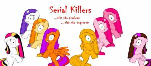 Serial Killers by Anfrisiojunior