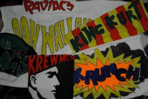 DIY Patches by 80spsycho