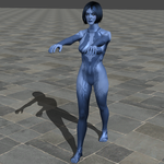 Cortana Reprogrammed: Report To User by VG-MC