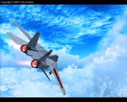 F-14A Tomcat :: Engage by Ark-Angel114