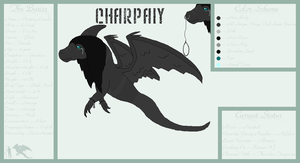 ::Ref Sheet:: Charpaiy by RavenSerpent