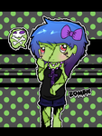 zombieme by TerryRose