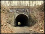 Moonvile Tunnell Ohio by AudraMBlackburnsArt