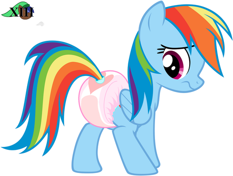 Rainbow's Re Adjustment by MLPCutePic