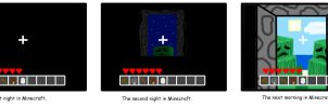 A Minecraft Diary by MST3Claye