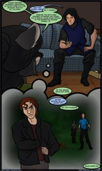 The Realm of Kaerwyn Issue 11 Page 5 by JakkalWolf