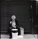 NY drummer by mossig