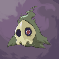 Duskull by Scribblehatch