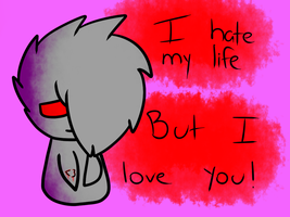 Emo Loves You by Tegan-the-Great