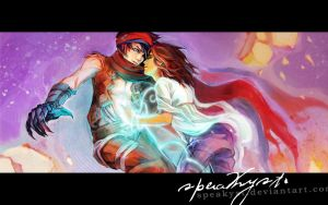 Prince of Persia: Breath by speakyst