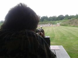 Range Day - Some Bolt Action (3) by TheWarRises
