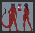 Mithnirith Reference Sheet by AnkhsPaw
