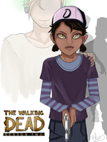 Clem and pewds by Mephalies