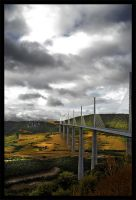06.Viaduc de Milliau by KEVZART