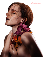 Emma Watson PNG by mystery marsee by Mystery-Marsee