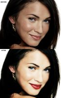 Megan Fox by stablizershock