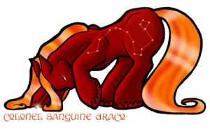 Sanguine Draco v2 by colormist