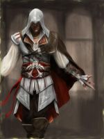 Ezio Auditore by EQU1N0X72