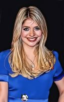 Holly Willoughby by Felix-2