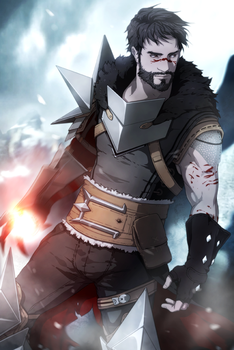 Dragon Age 2 by Gobeur