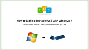 How to Make a Bootable USB with Windows 7 by eds-danny