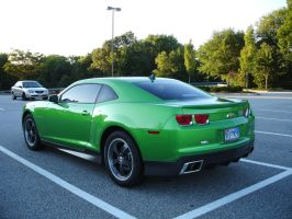 2010 Chevrolet Camaro STOCK 6 by Miahii
