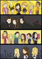 My favorite TV shows by vanipy05