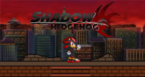 47. Shadow the Hedgehog by BeeWinter55