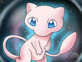 Mew in Space by 29steph5