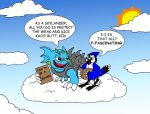 Commission: How to be a Skylander by oogaboogaz
