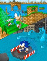 Sonic Generations by Shadehedgie77