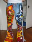 The Superhero Pants by Evangeline-Lilly
