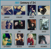 2012 BJD Photo Summary by gr8storybrah