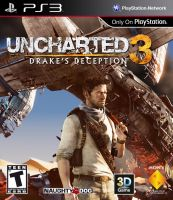 Uncharted 3 by MattBizzle2k10
