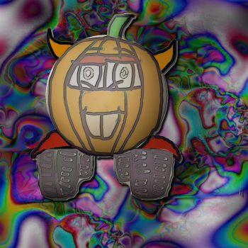 PumpkinMater by Glyph-Doll-Maker