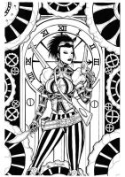 Lady Mechanika by c-crain